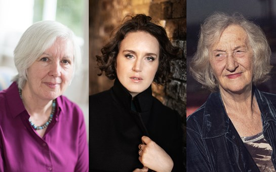 Three composers. Three generations. Three women. Three Scots.