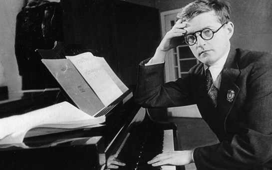 Russian Masters: Shostakovich Gems and Rarities